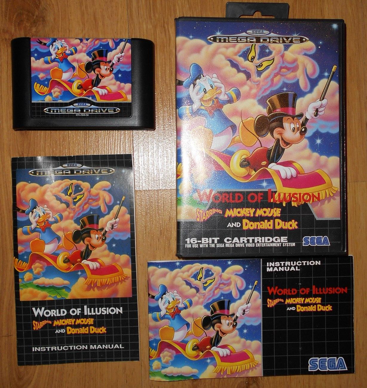 Différence entre ces deux jeux MD 935563DSCN1445