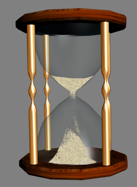 [Intermédiaire] Créer du sable qui s'écoule 935600tuto5