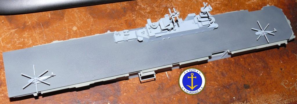USS KEARSARGE LHD-3 1/700 REVELL 935604Kearsarge1