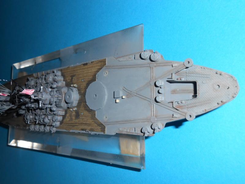 Yamato 1/700 fuji, PE,Pont en bois et babioles - Page 3 935823DSCN6135