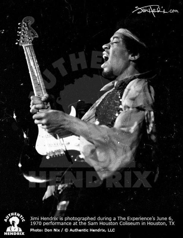 Houston (Sam Houston Coliseum) : 6 juin 1970 93588419700606