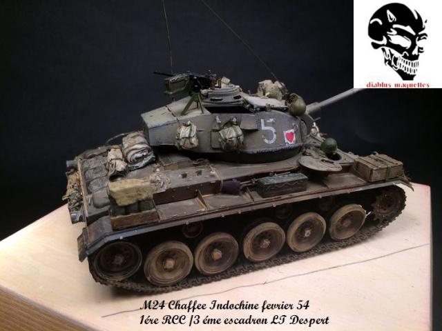 M24 Chaffee light tank, AFV Club 1/35 - Page 3 937270IMG3650