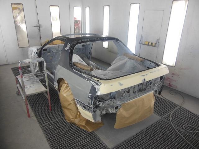 Mazda RX7 FC3S (restauration et preparation street) - Page 5 939885F3