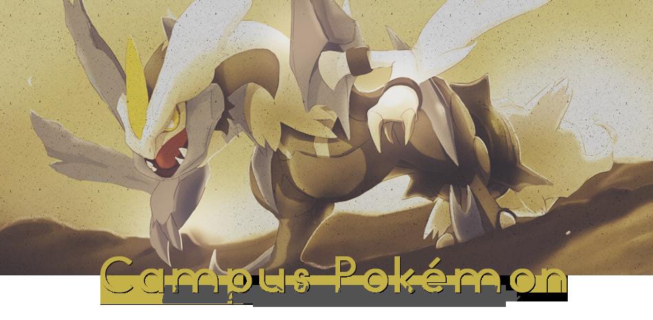 Campus Pokemon