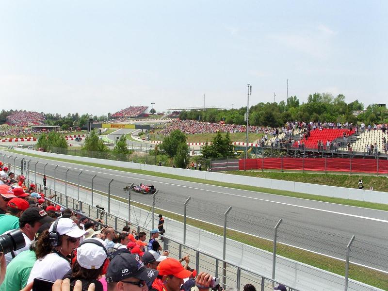 GP F1 BARCELONE 2012 940788SNB10217