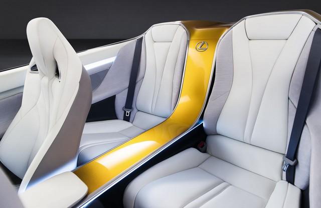Le Concept Lexus LF-C2 Brille Sous Les Projecteurs Du Salon De Los Angeles 941240lexuslfc2web2048px5
