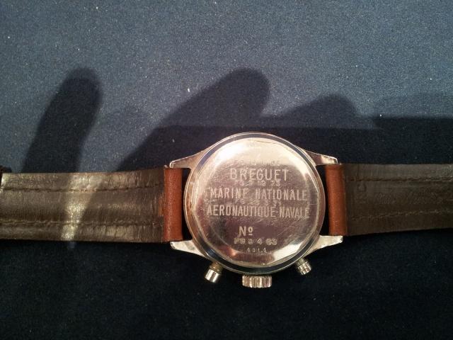flieger - montres de pilote type 20 ... et .. autre militaire .. 941340dossansnserie