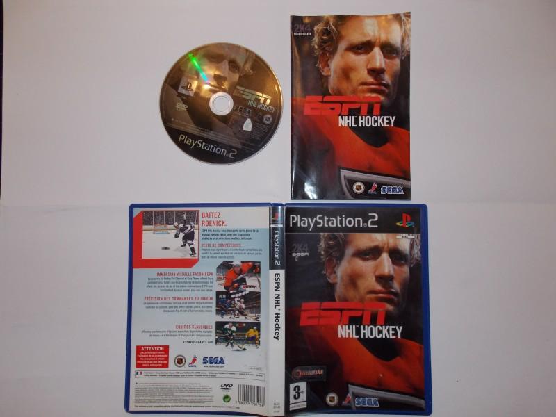 Espn NHL Hockey 941509Playstation2EspnNHLHockey