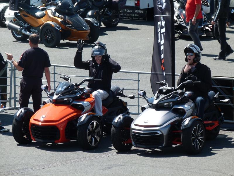 CR & Photos : TSO 17/05/15 : Essai du Can Am SPYDER F3-S et du RT-Limited 942295P1170678