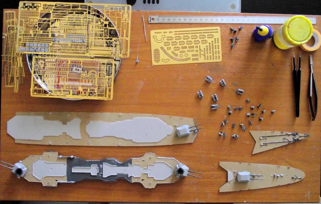 Prinz Eugen Trumpetter 1x350 avec PE Eduard 942719PrinzEugen1x35010