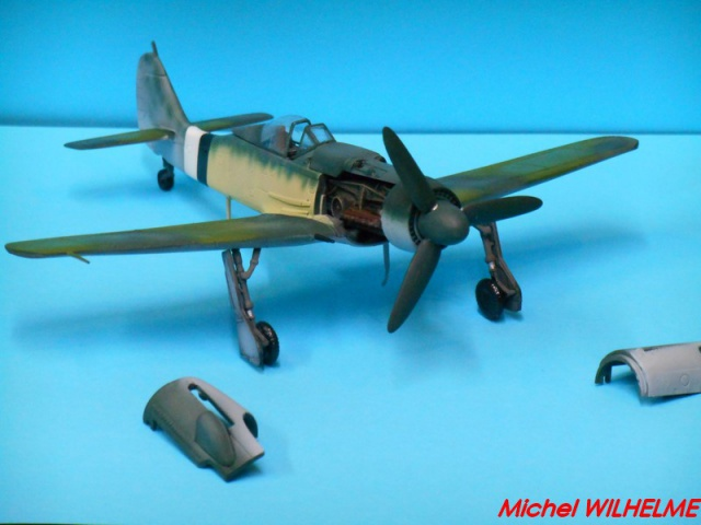 FOCKE WULF 190 D9  kit force of valor 1/72 942915DSCN7530Copier