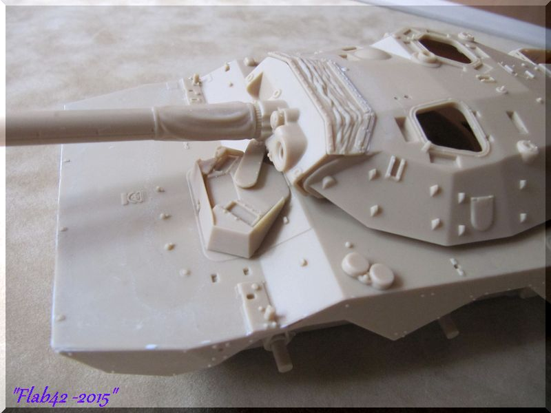 AMX 10 RCR - Tiger Model - 1/35ème - Page 2 942915tourelle3