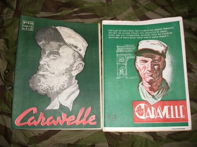 Revues CARAVELLE 1953-1954 942964DSCF3300