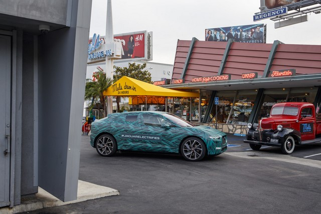 Le Jaguar I-PACE en road trip électrique à Los Angeles 943743jipaceroadtrip061217031