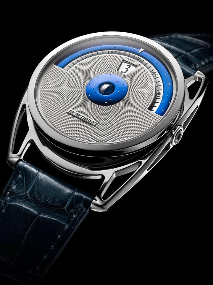 [SiHH 2014] De Bethune DB28 Digitale et Dream Watch 5 945292DB28Digitale