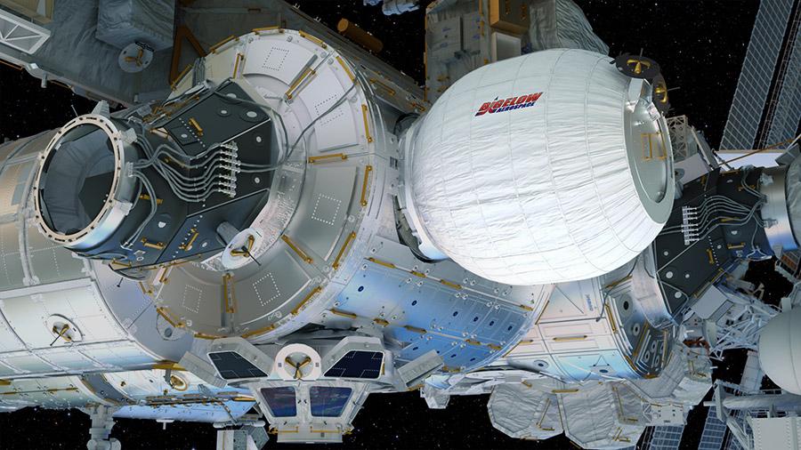[ISS] Installation et suivi du module BEAM (Bigelow Expandable Activity Module)  - Page 7 946145beam1