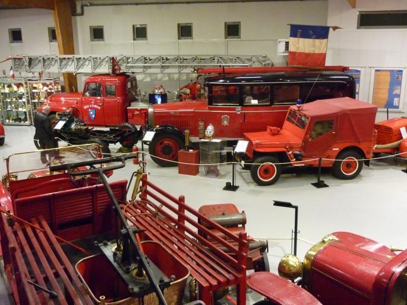 Musée des pompiers de MONTVILLE (76) 946405AGLICORNEROUEN2011068