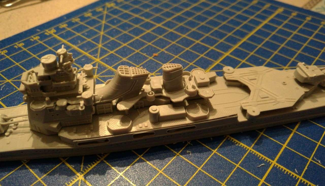Croiseur TAKAO 1944 1/700 Pit-Road 946833Takao21