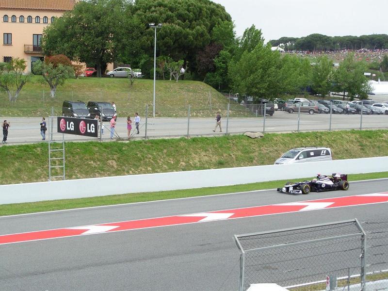 GP F1 BARCELONE 2012 946920SNB10213