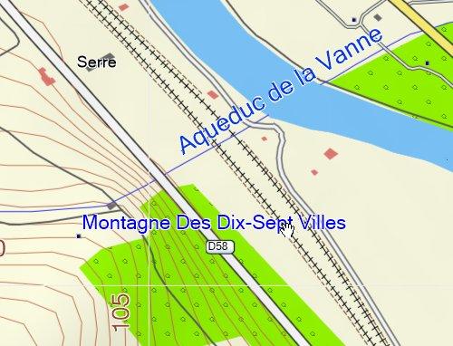 Promenade à Evry (Yonne) 94707517v