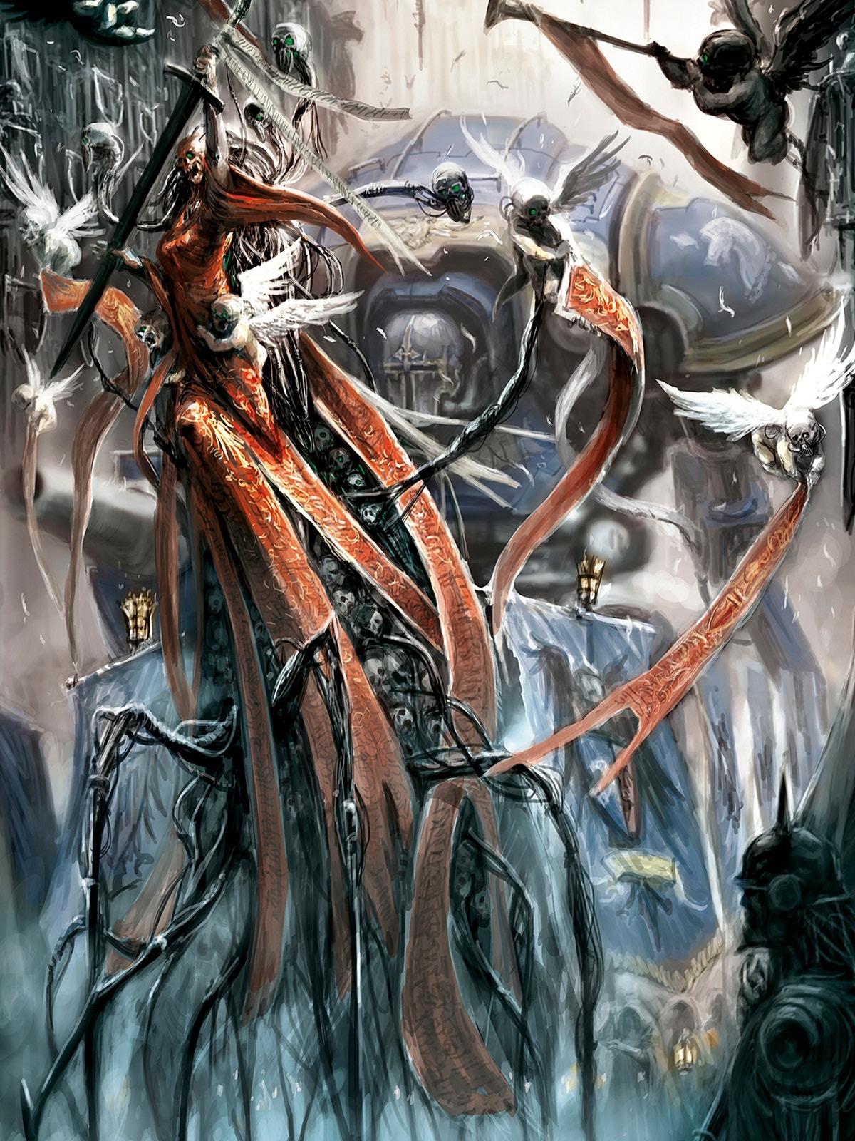 [W40K] Collection d'images : Warhammer 40K divers et inclassables - Page 4 947896pWoj87O