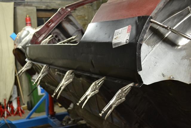 Scirocco TS en restauration complète ! - Page 5 948063DSC90131