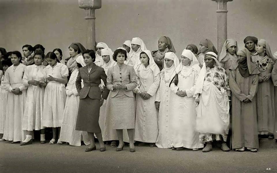 نساء من الماضي 950207DesfemmesMarocainesen1950
