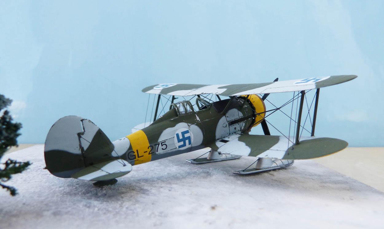 [Airfix] Gloster Gladiator J-8 Finlandais. 950554Glad28