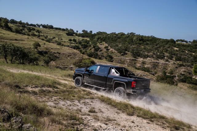 Lancement du Sierra à poids lourd tout terrain X 9505832017GMCSierra2500HDAllTerrainX018