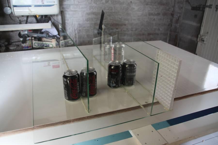 réalisation d'un aquarium en bois de 2000L 950707PXRIMG0028