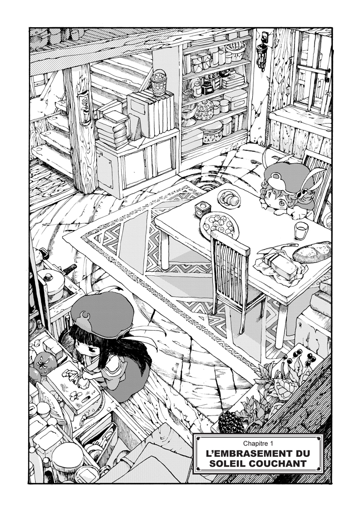[MANGA] Minuscule (Hakumei to Mikochi) ~ 9507394844