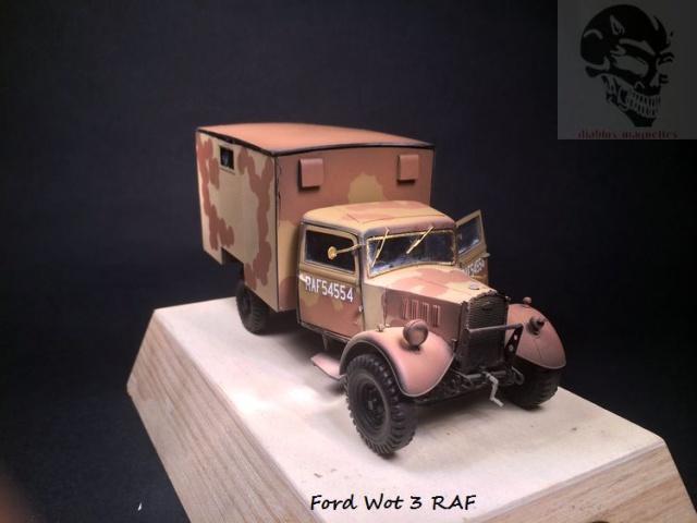 Ford Wot 3 RAF - Plus Model - 1/35 951283IMG3704