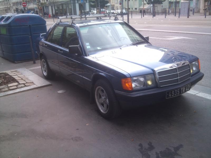 Mercedes 190 1.8 BVA, mon nouveau dailly - Page 5 951946DSC2317