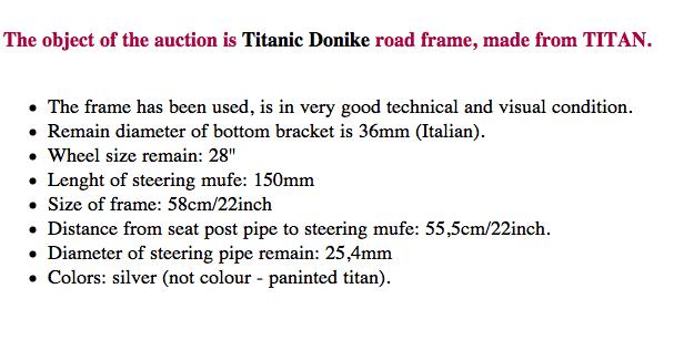DONIKE Titanic 952114Image22