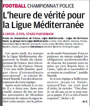 TOUTES SELECTIONS DE LA LIGUE MEDITERRANEE  - Page 2 952193602