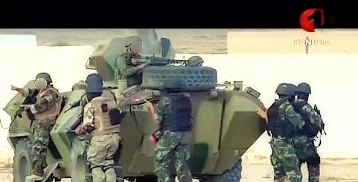 Armée Tunisienne / Tunisian Armed Forces / القوات المسلحة التونسية - Page 4 95220692cc
