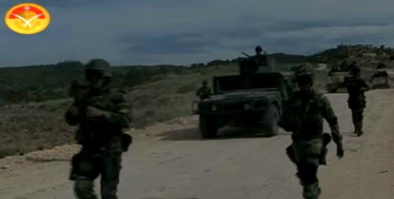Armée Tunisienne / Tunisian Armed Forces / القوات المسلحة التونسية - Page 4 952467Capture