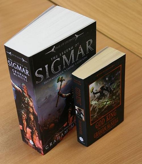 The Legend of Sigmar (Omnibus) de Graham McNeill 953325sigmar