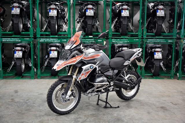 114 BMW R 1200 GS dans les starting blocks pour le BMW Motorrad International GS Trophy 2016 953371P90206573highResbmwmotorradinterna