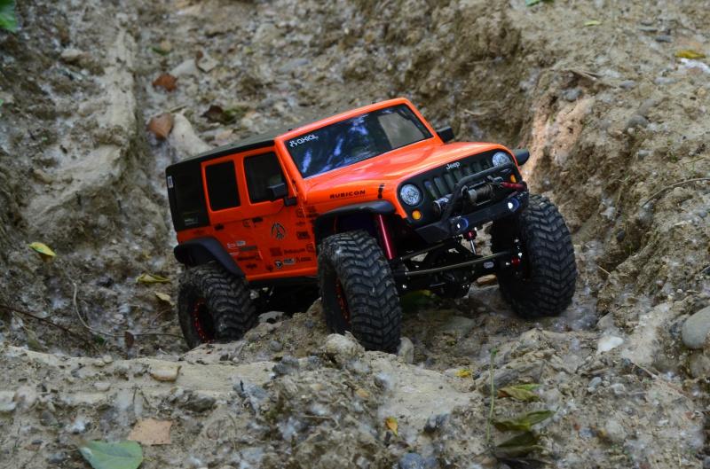 Jeep Wrangler Unlimited Rubicon kit de Marcogti - Page 2 953596DSC0010