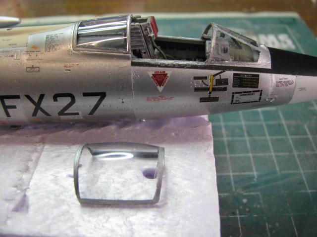 DUO: F-104N (NASA) + F-104G (BAF) Hazegawa 1/48  - Page 2 954004IMG7208