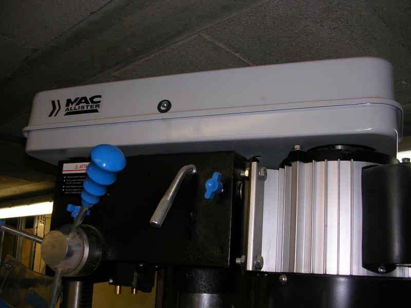 Problème de butée de profondeur de perçeuse sur colonne 954401035