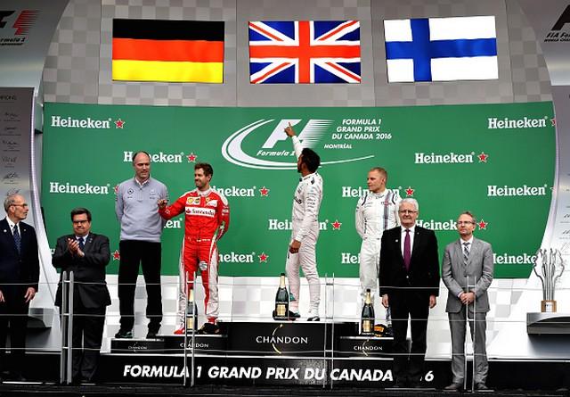 F1 GP du Canada 2016 : Victoire de Lewis Hamilton 9545892016podium