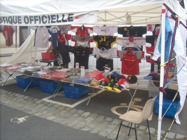 31è Rallye Tessy sur Vire Gouvets 2012 (vérifications techniques)  954626Sep01772