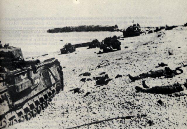 Dieppe Aout 1942: débarquement opération Jubilee 9554849339334601570073916691697307949n