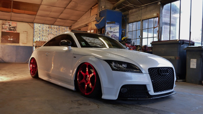 Audi TT S-Line Gris Nardo  - Page 9 955579950