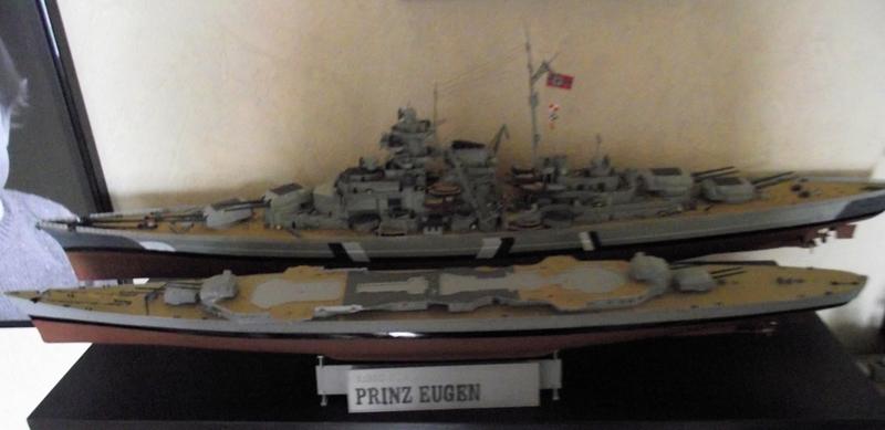 Prinz Eugen Trumpeter au 1x350 955925PrinzEugenTrumpeter1x35013