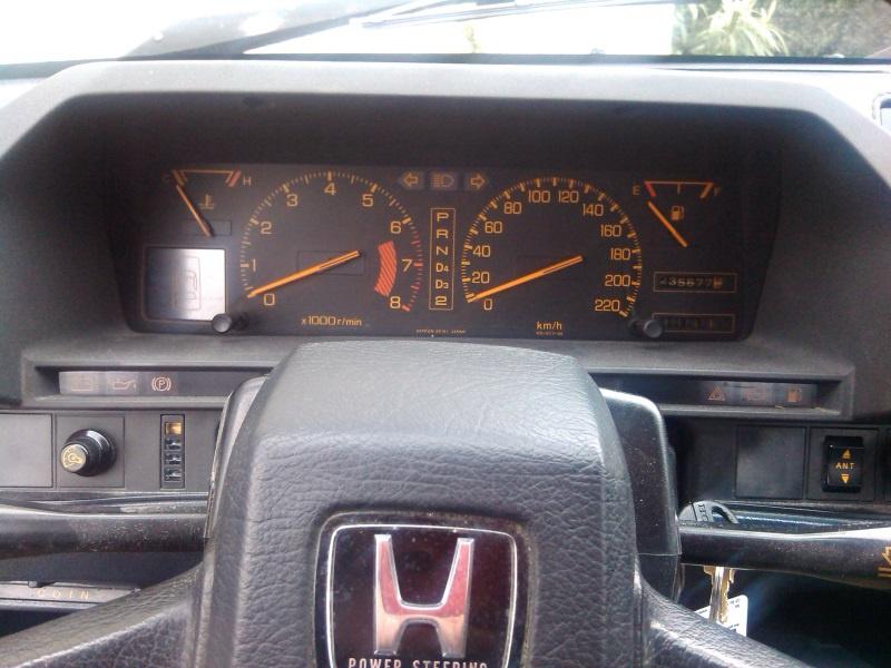cède honda prelude 2G 1.8L deux carburateurs bva 956046IMG20140202131701