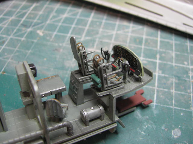 Short Stirling MkIII BF-513 Italeri 1/72, 2ème !!!!!....Terminé!!! - Page 2 956713IMG6424
