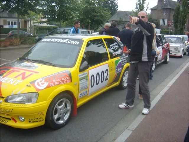 31è Rallye Tessy sur Vire Gouvets 2012 (vérifications techniques)  956888Sep01821